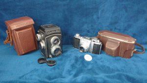 1950年代のクラシックカメラをお買取りです\(^o^)/📷✧買取専門店大吉仙台黒松店です✧