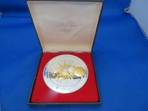 フランクリンミント社の純銀メダルをお買取りさせて頂きました。