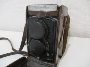 二眼レフカメラ( ローライフレックス)お買取しました!大吉伊勢ララパーク店です♪