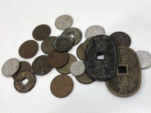 日本古銭をお売りいただきました♪買取専門店大吉アルパーク広島店♪