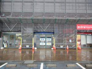 大吉ブルメール舞多聞店は無料駐車場からお荷物を楽々運び込めます!