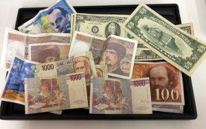 外国のお金の買取は、川越店にお任せください!