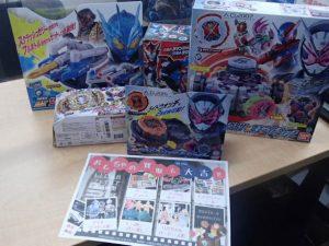 霧島市の買取専門店大吉霧島国分店ではおもちゃもお買取致します!