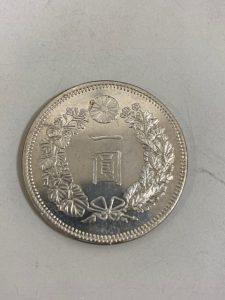 1円銀貨を買取させて頂いた大吉イオンタウン諏訪の森店です!