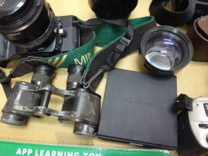大吉調布店で買取りしたカメラ等