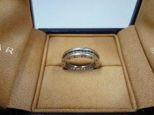 ブルガリのリングをお買取り致しました♪大吉ミレニアシティ岩出店です!ブルガリのリングをお買取り致しました♪大吉ミレニアシティ岩出店です!