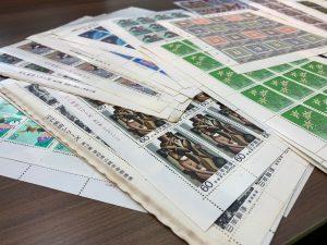切手も折込チラシ+クーポンにて買取中!姶良市・買取専門店大吉タイヨー西加治木店だからこそ、成せるワザ!