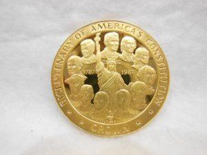 大吉松江店では外国の金貨のお買取りも行っております★