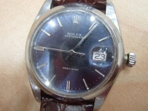 ROLEX プレシジョン 腕時計をお買取!大吉ゆめタウン八代店