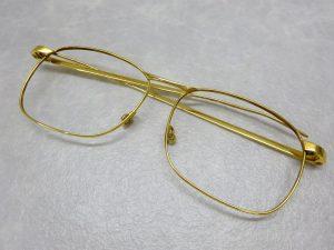 豊田市の金縁メガネフレーム買取は、大吉豊田店にお任せください★