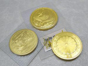 豊田市の日本の金貨買取は、大吉豊田店にお任せください★