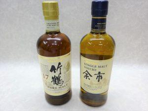 豊田市のニッカウイスキー買取は、大吉豊田店にお任せください★