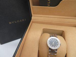 ブルガリレディース腕時計 お買取りさせて頂きました。