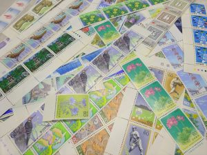 豊田市の記念切手・バラ切手買取は、大吉豊田店にお任せください★