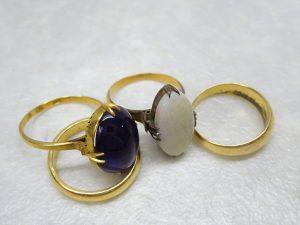 豊田市のK18・指輪買取は、大吉豊田店にお任せください★