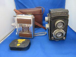 本日はアンティークカメラをお買取りさせて頂きました。