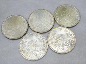 豊田市の東京オリンピック記念硬貨買取は、大吉豊田店にお任せください★