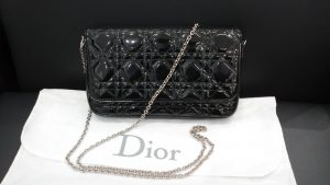 Dior(ディオール)のチェーンショルダーバッグをお買取りしました(´▽`*)不要のブランドバッグは!買取専門店大吉イオンモール新利府南館まで!