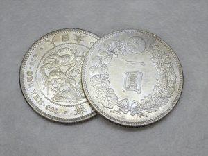 豊田市の古銭・1円銀貨買取は、大吉豊田店にお任せください★